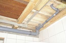 Монтаж канализации на даче под ключ Истра