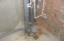 Монтаж канализации в квартире под ключ Истра