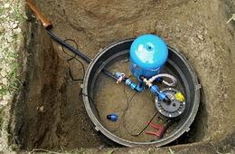 Монтаж водоснабжения на даче Истра