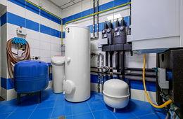 Монтаж водоснабжения в коттедже Истра