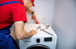 Подключение стиральной машины к коммуникациям Истра