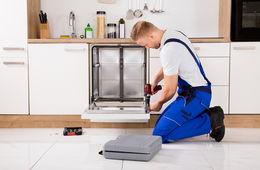 Установка бытовой техники на кухне Истра
