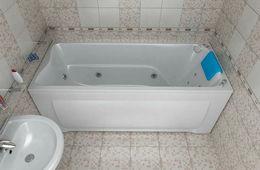 Монтаж гидромассажной ванны Истра